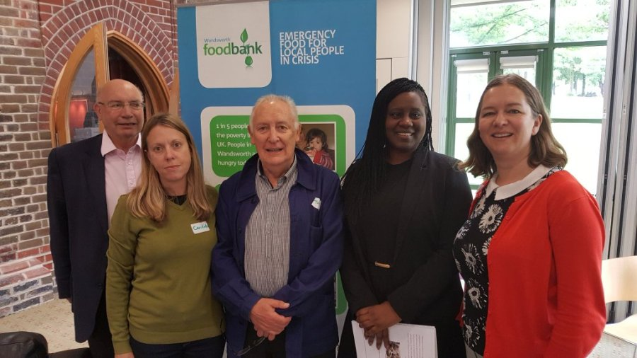 foodbank report launch